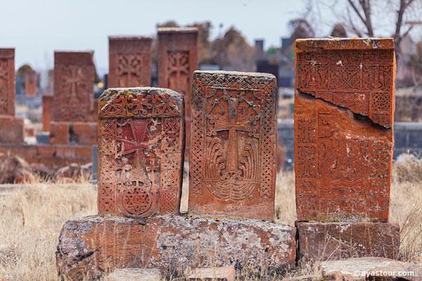 Armenian-ancient-Khachkars