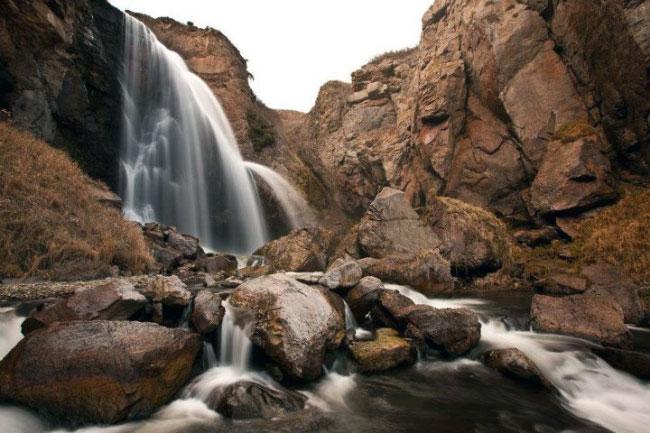 Trchkan-waterfall