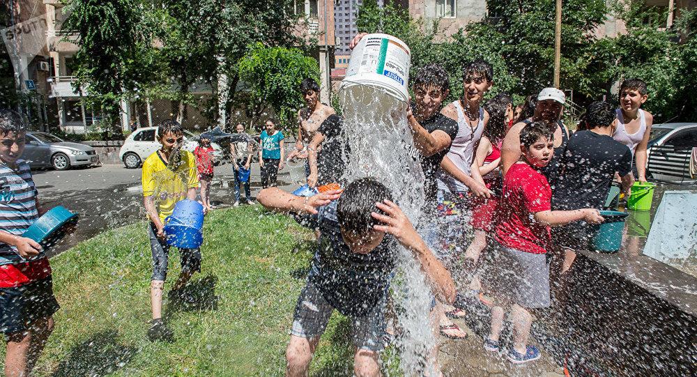Армянский праздник Вардавар 2018: суть, история, традиции – Национальный конгресс армян Украины