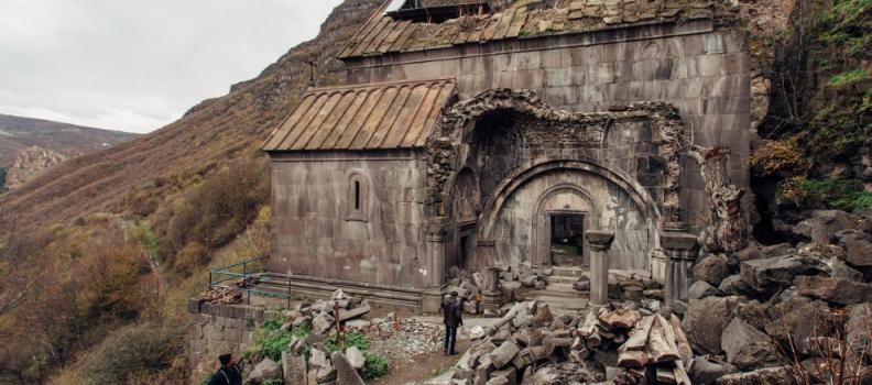 Архитектура Армении