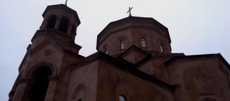 У Дніпрі відкрили найбільший у Східній Європі храм Вірменської апостольської церкви