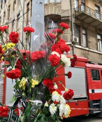 НКВУ сумує за жертвами пожежі в коледжі Одеси
