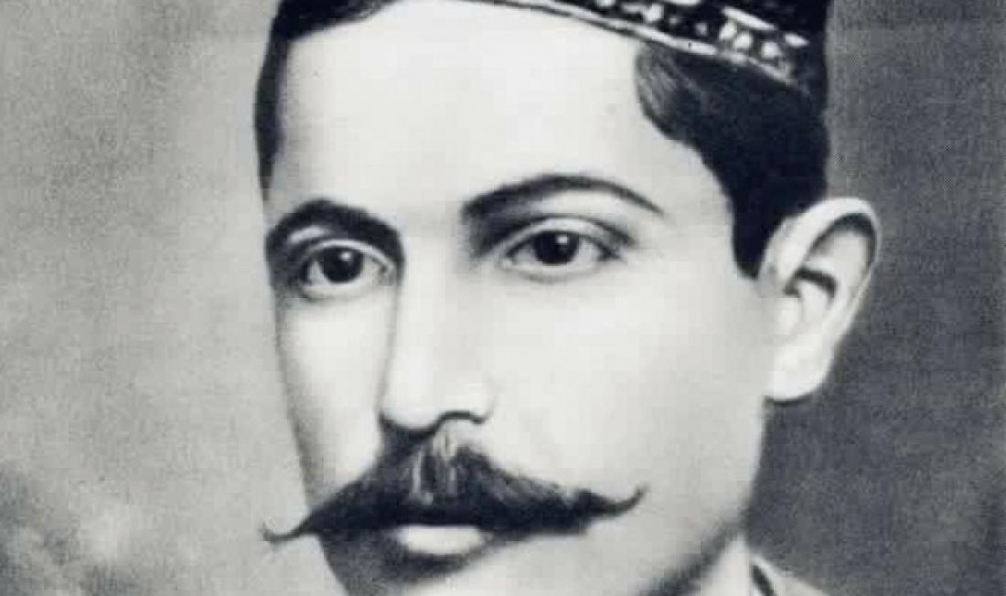 В этот день в 1904 году во время Сасунской обороны был убит Грайр Джохк