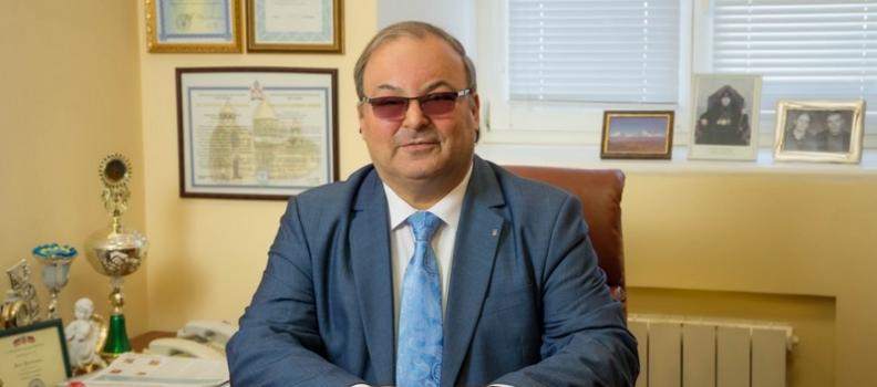 Поздравление Национального конгресса армян Украины Новоизбранному Президенту Республики Армения