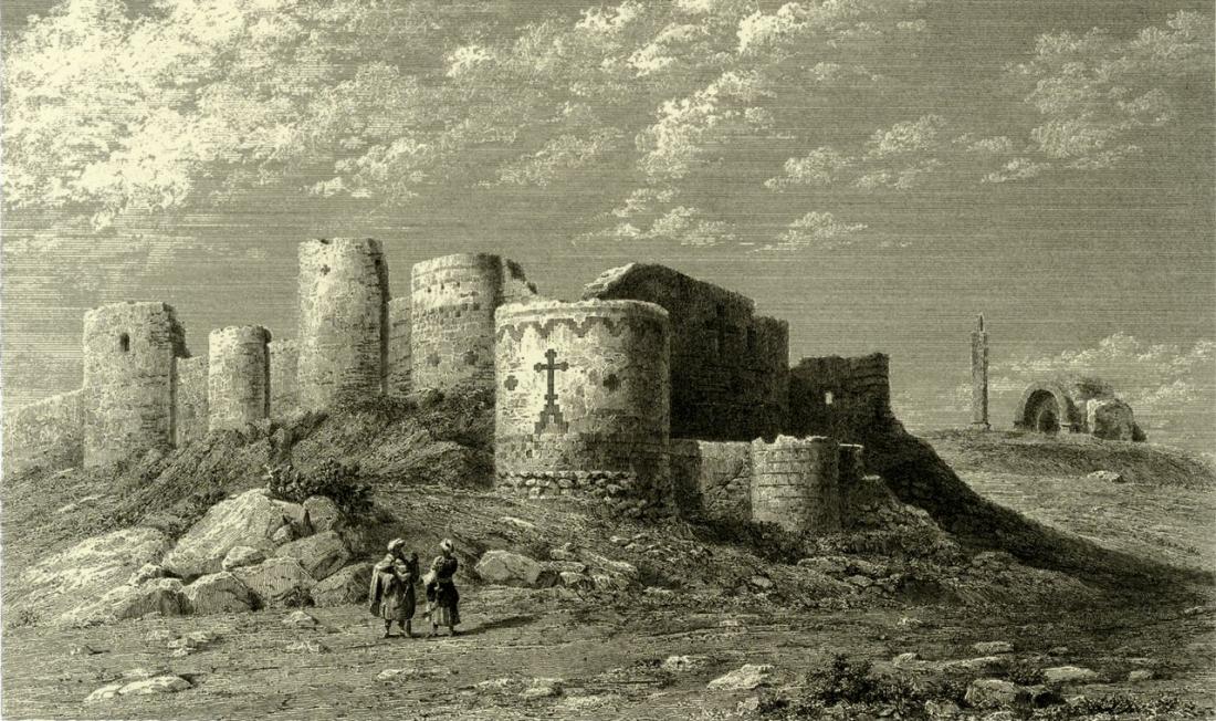 Ани: древняя столица Армении, отделенная от армян истоками Аракса (Турция)