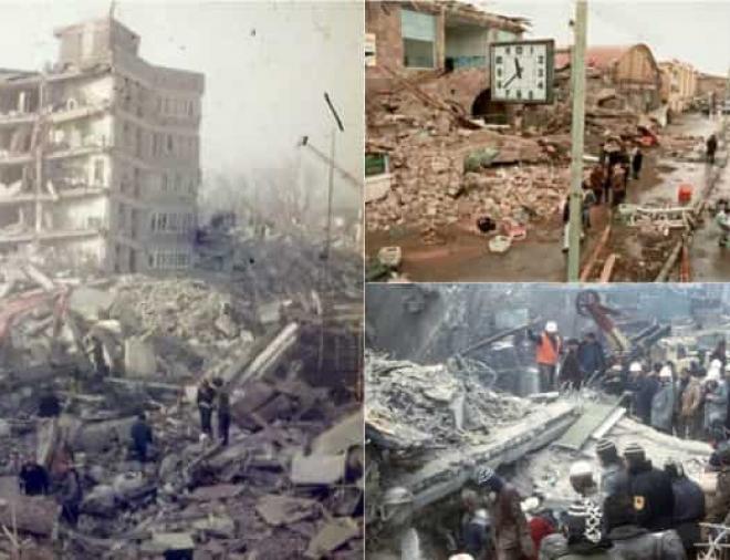 7 декабря – День памяти жертв землетрясения в Армении