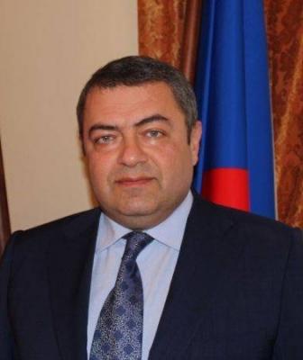 Тигран Сейранян назначен Чрезвычайным и Полномочным послом Армении в Украине