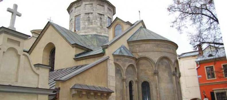 Армянский Собор Успения Пресвятой Богородицы во Львове