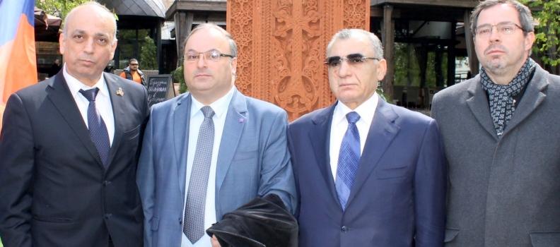Чествования памяти жертв Геноцида армян
