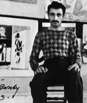 15 апреля родился армянский художник Аршил Горки