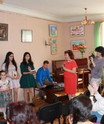 Литературно-музыкальный вечер «Душа поет на армянском»