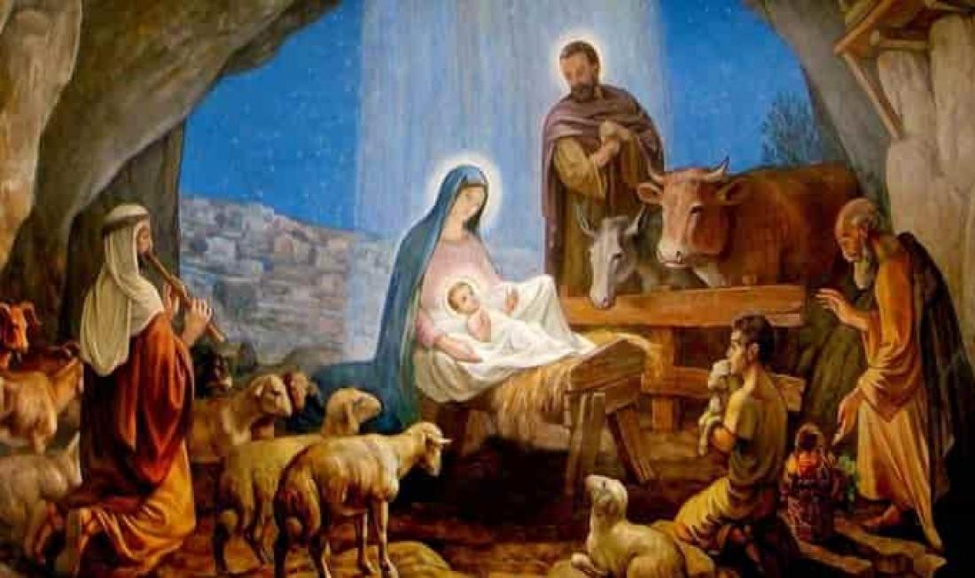 Поздравление Ашота Аванесяна с Рождеством