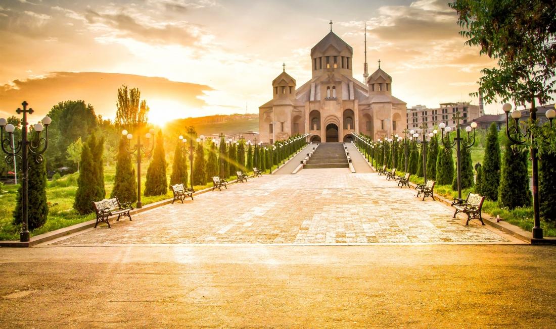 Ереван: в предчувствии первой встречи с сердцем святой земли